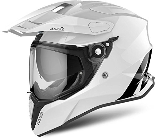 Airoh COMMANDER COLOR WHITE GLOSS XXL