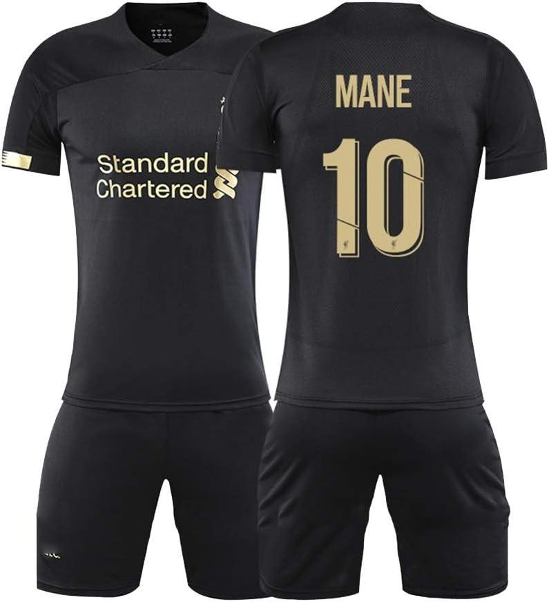 10 # Sadio Mane 2019-20 Divisa da calcio del Liverpool Football ...