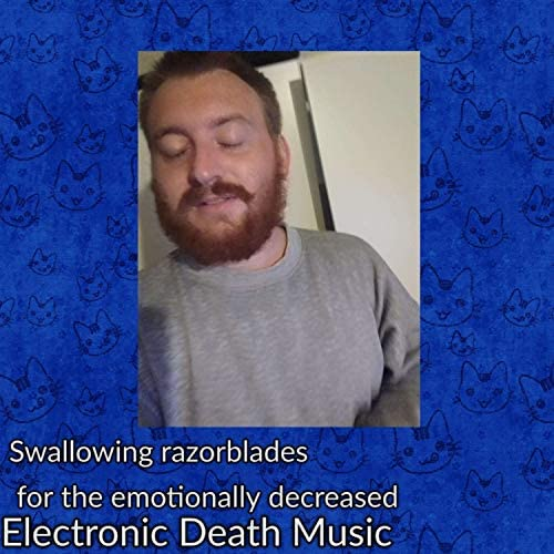 Swallowing Razorblades for the emotionally deceased feat. Jarrod A. Freeman