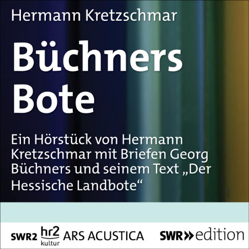 Büchners Bote audiobook cover art