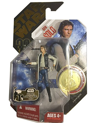 Star Wars-Han Solo - UGH with Gold Coin
