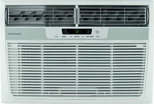 Frigidaire 8,000 BTU Window-Mounted Room Air...