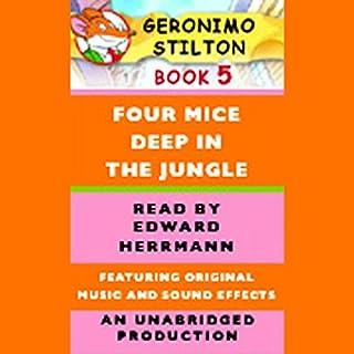 『Geronimo Stilton Book 5』のカバーアート
