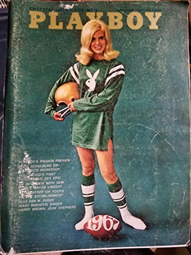 Playboy September 1967 Playmate Angela Dorian
