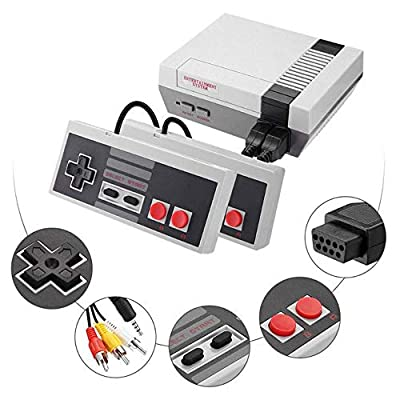 ISTOYALL Retro Game Console Plug & Play Classic Game Handheld Console,Classic Game Console Built-in 620 Game Video Game Console,Handheld Game Player Console for Family TV Video from ISTOYALL