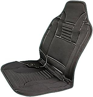 Lescars Auto Sitzheizung: Beheizbare Kfz Sitzauflage mit Temperaturregler, 12 Volt (Beheizbare Sitzauflage Auto)