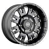 Pro Comp 16 Inch Rims & Wheels - Pro Comp Alloys Series 01 Satin Black Finish Wheel (16 x 8. inches /6 x 139 mm, 0 mm Offset)
