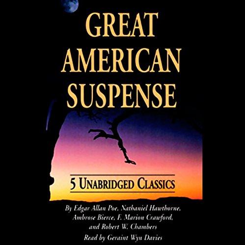 Great American Suspense cover art