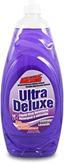 (Pack of 9) LAs Totally Awesome Ultra Dish Liquid Lavender, 50oz