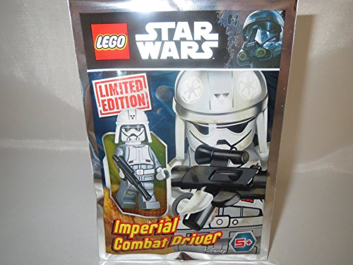 Lego Star Wars Figur Imperial Combat Driver mit Blaster - Limited Edition - 911721 - Polybag -