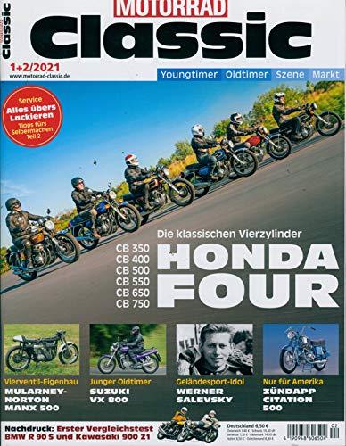 Motorrad Classic 1+2/2021