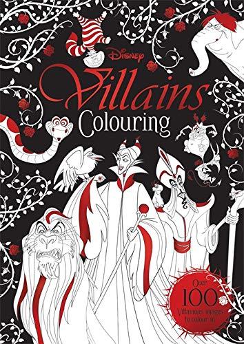 Disney Classics - Mixed: Villains Colouring