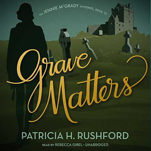 Grave Matters audiobook cover art