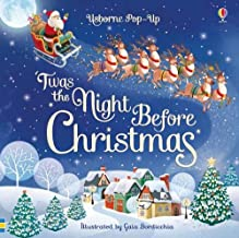 Pop-Up 'Twas The Night Before Christmas (Pop-ups)