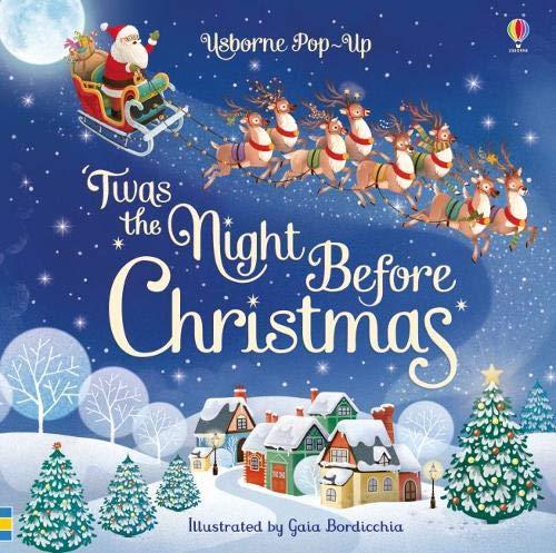 The Night Before Christmas (Pop-ups)