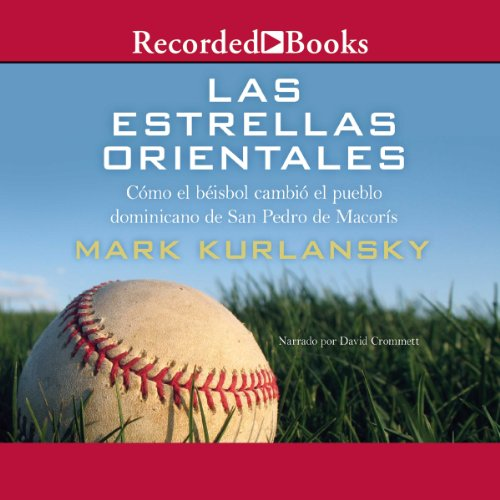 Las Estrellas Orientales [The Eastern Stars] audiobook cover art