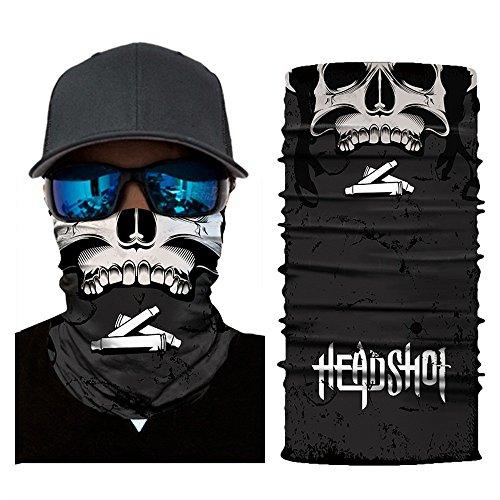 Aadiju Face Mask Bandanas, Neck Gaiter, Headwear, Magic Scarf, Headband for dust Sun Wind