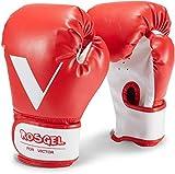 rosgel Kinder Boxhandschuhe Junior Boxhandschuhe Jugend Boxen Kickboxen Muay Thai