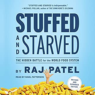 Stuffed and Starved audiobook cover art