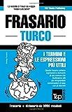 Frasario Italiano-Turco e vocabolario tematico da 3000 vocaboli