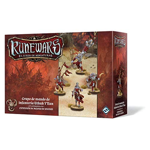 Runewars–Infanterie Uthuk Y 'llan (Fantasy Flight Games Controller Fraktion ffrwm23)