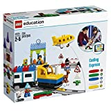 LEGO Education DUPLO Coding Express 45025, Fun STEM Educational Toy, Introduction to Steam Learning for Girls & Boys Ages 2 & Up (234Piece )