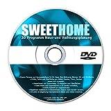 Sweet Home 3D Raumplanung - Premium Edition mit mehr als 1.000 3D-Modelle, perfekt für Haus und Wohnungsplaner -Für Windows 10 Windows 7, 8 ,XP und Vista -Deutsche Version-