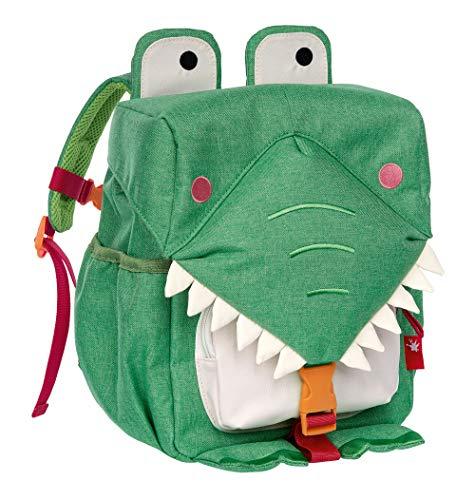 Sigikid 25077 Backpack Crocodile Green 28 x 24 x 18 cm