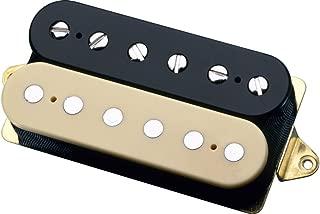 DiMarzio DP155 Tone Zone Humbucker Pickup Black and Cream F-Space