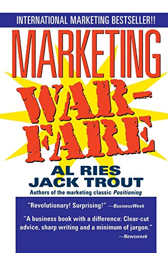 Marketing Warfare (MARKETING/SALES/ADV & PROMO)
