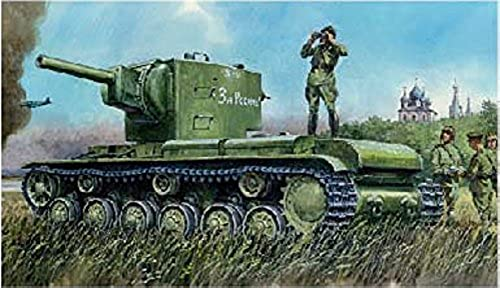 1 76 Russian heavy tank Kabe II Sp