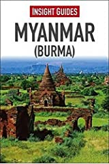 Insight Guide Myanmar (Burma) (Insight Guides (20)) Paperback