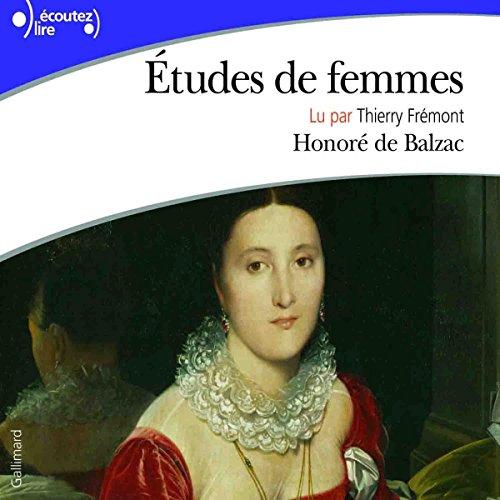 Couverture de Études de femmes