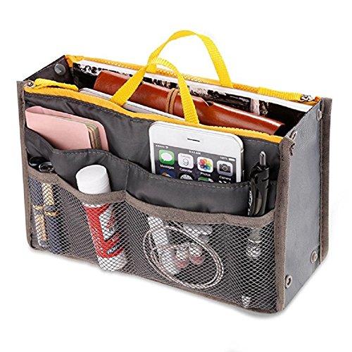 Aulei Make-Up Innentasche Kosmetik Tasche Handtasche Organizer Schminktasche Tote Bag