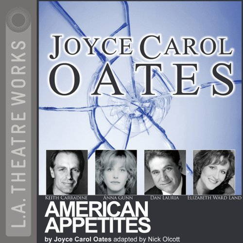 American Appetites audiobook cover art