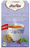Innere Harmonie Yogi Tea, 17 Teebeutel Bio -