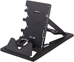 Portable, Multifunctional Mobile Phone Stand, Bottle Can Opener, Hexagon Wrench with Leather Case