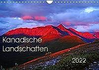 Kanadische Landschaften 2022 (Wandkalender 2022 DIN A4 quer): Fotografien der atemberaubenden, westkanadischen Wildnis! (Monatskalender, 14 Seiten )