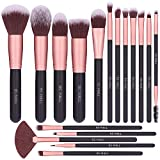 BS-MALL Makeup Brushes Premium Synthetic Foundation Powder Concealers...