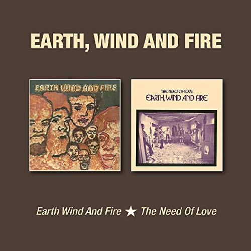 Earth Wind & Fire , The Need Of Love