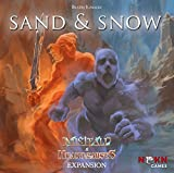 Mistfall: Sand & Snow