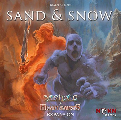 NSKN Games Mistfall Sand & Snow Game