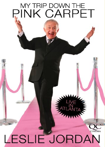 Price comparison product image Leslie Jordan: My Trip Down The Pink Carpet