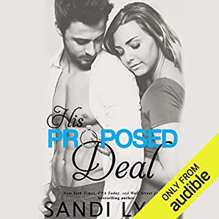 His Proposed Deal audiobook cover art