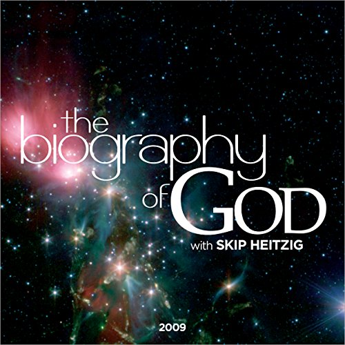 The Biography of God audiobook cover art