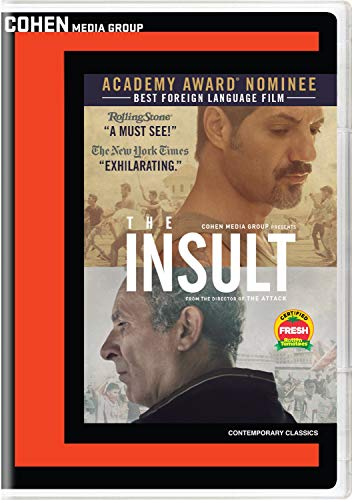 INSULT, THE DVD
