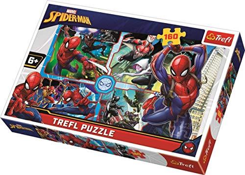PUZZLE SPIDERMAN 160 PIEZAS