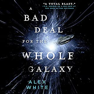 A Bad Deal for the Whole Galaxy                   Auteur(s):                                                                                                                                 Alex White                               Narrateur(s):                                                                                                                                 Charlotte Blacklock                      Durée: 16 h et 30 min     1 évaluation     Au global 4,0
