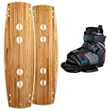 F2 Woody Wakeboard 133 cm 2020 - Cable Park Obstacles Crossover Board