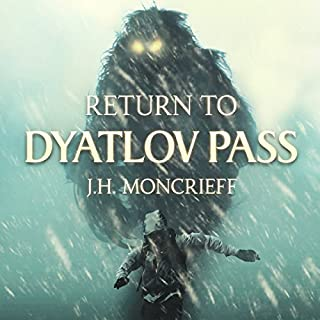 Return to Dyatlov Pass cover art
